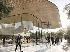 """Apple's """"Black Site"""" Gives Workers Few Perks And Little Security"""