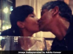 Is It Valentine's Day Yet? Ankita Konwar Posts Romantic Pic With Milind Soman