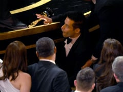 Oscars 2019: Best Actor Rami Malek Fell Off Stage. But Don't Worry, He Was Partying Soon After