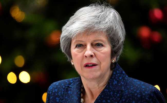 PM Theresa May Should Set Resignation Date Next Week: UK Lawmaker
