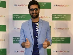 <i>Uri</i> Star Vicky Kaushal Says, 'Worked Really Hard To Get This Work Pressure'