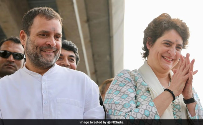 'Brother Not Married, So Sister Has Come': Amit Shah's Dig At Gandhis