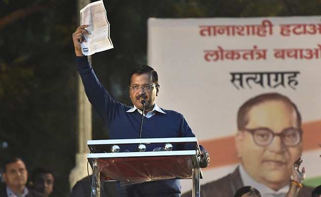 AAP To Launch Movement For Full Statehood For Delhi From March 10