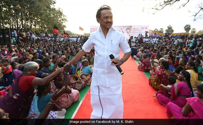 'Share Your Dreams, Thoughts': DMK Chief's Poll Outreach On Facebook