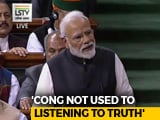 "Video : ""Thief Is Scolding <i>Chowkidaar</i>"": PM Modi's Strong Attack On Congress"