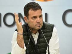 """Growth Without Jobs?"" Rahul Gandhi Asks Centre During Outreach Programme"