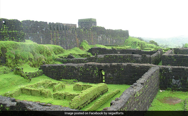 Shivaji's Raigad Fort Set For Revamp, To Be Made Global Tourist Hotspot