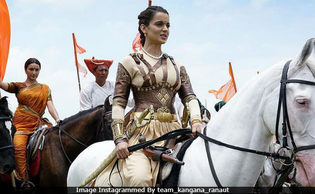 Kangana Ranaut Says She Will 'Expose' Bollywood For Not Supporting Manikarnika