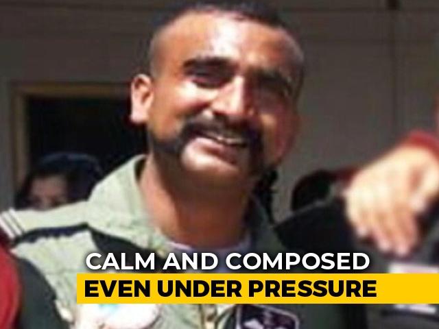 Video : Abhinandan Varthaman Was Asked What Makes A Good Pilot. His Response