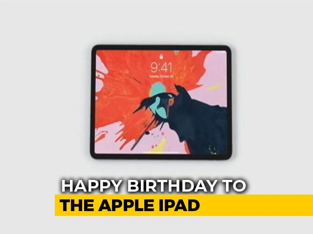Video : The iPad Turns 9
