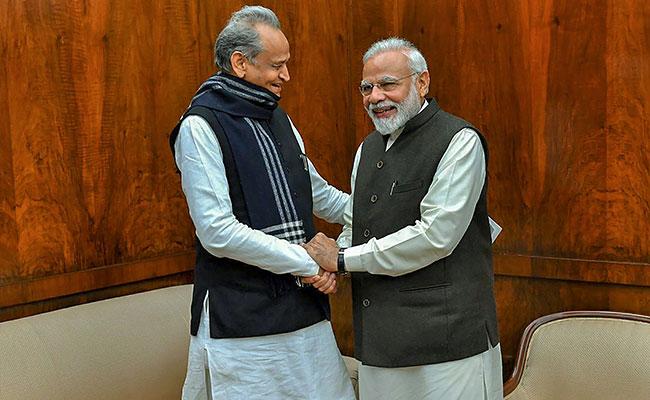 राजस्थान में सियासी घमासान के बीच मुख्यमंत्री अशोक गहलोत ने PM मोदी को पत्र लिखकर की यह अपील...