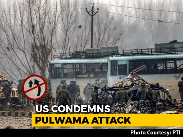 Video : US Condemns Kashmir Attack, Asks Countries To Not Shelter Terrorists