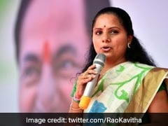 "Supporter Of KCR's Daughter Kavitha Dies Of ""Shock"" After Her Poll Defeat"
