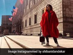 Credit For This Pic Of Shibani Dandekar Goes To 'Ace Fashion Photographer' Farhan Akhtar