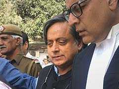In Sunanda Pushkar Death Case, Shashi Tharoor Appears In Sessions Court