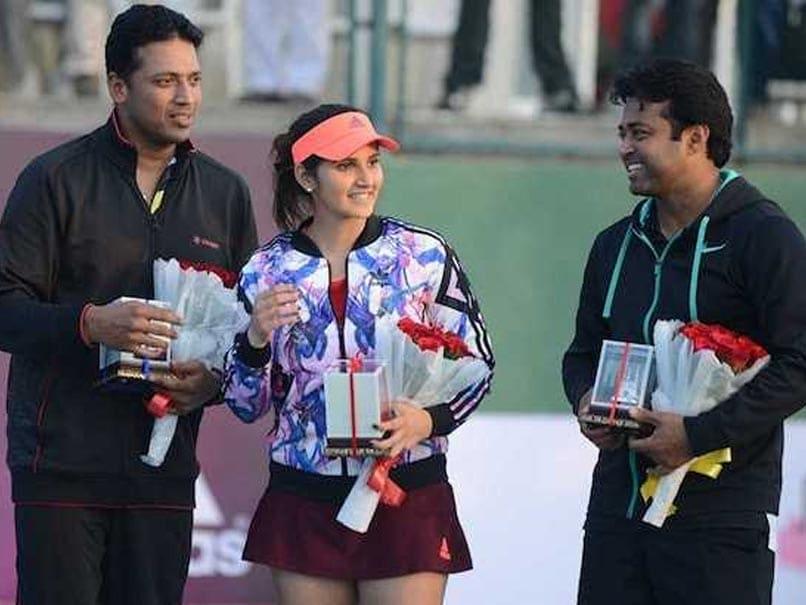 भारतीय टेनिस की बेहतरी के लिए पेस, भूपति और सानिया मिलकर काम करें: बोरिस बेकर