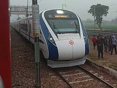Vande Bharat Express Ran Into Trouble Today, Railways Explains Why