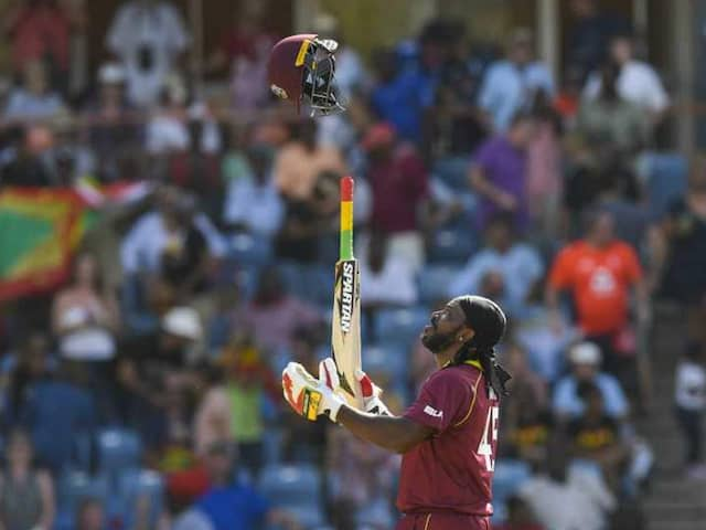 Chris Gayle Became The First Batsman To Hit 500 Sixes In International Cricket