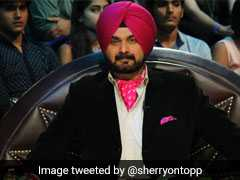 "Navjot Sidhu Dropped From ""<i>Kapil Sharma Show</i>"", Day After Pulwama Remark"