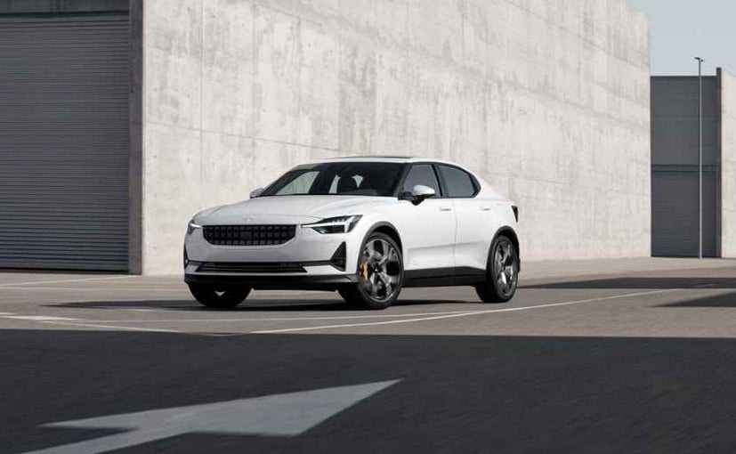 The Polestar 2 is Volvo's first mass-market electric vehicle.