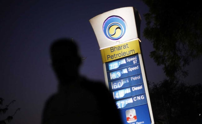 Bharat Petroleum Shares Fall After Government's Mega Privatisation Plan