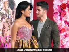 Priyanka Chopra Attends <i>Isn't It Romantic?</i> Premiere With Nick Jonas. 'Proud Of My Beautiful, Talented Wife,' He Posts