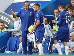 Eden Hazard At One With Maurizio Sarri Over Football Philosophy