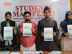 Student Body Releases 'Students' Manifesto', Demands Reservation For Minorities