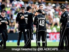 New Zealand Climb To Third Position In ICC Men