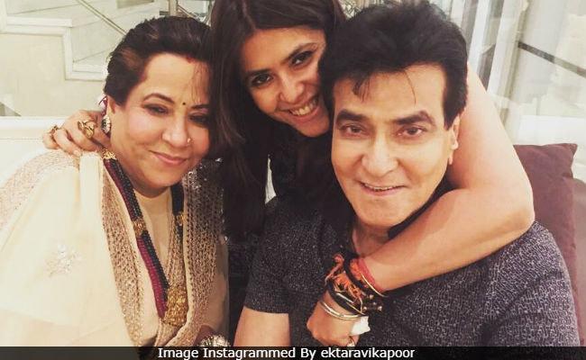 Ekta Kapoor To Host Son Ravie's Naamkaran Ceremony Next Week: Report