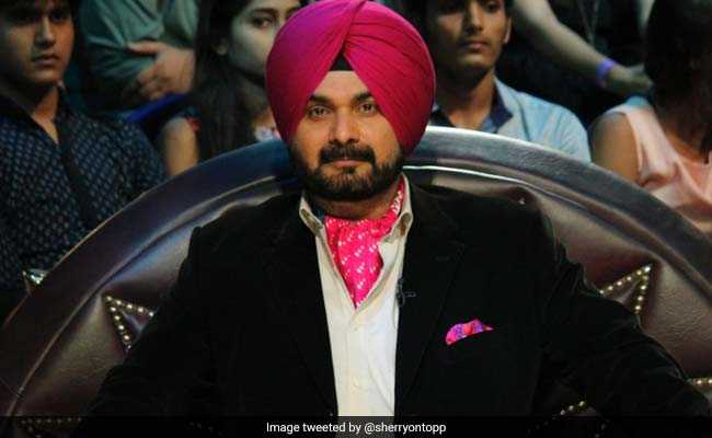 Navjot Sidhu Dropped From 'Kapil Sharma Show', Day After Pulwama Remark
