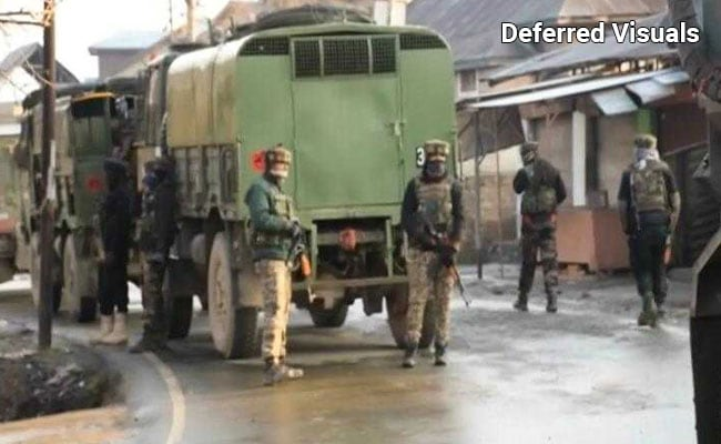 Encounter Breaks Out In Pulwama, Security Forces Cordon Off Area