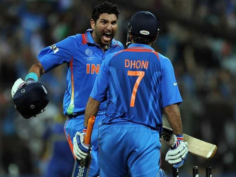 Yuvraj Singh Opens Up On MS Dhoni