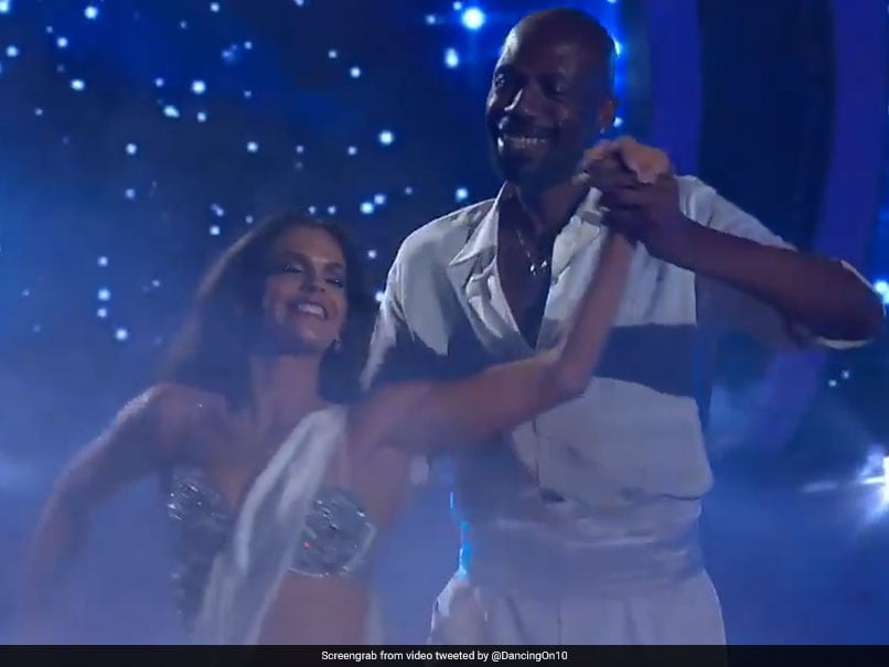 Watch: Curtly Ambrose Shows His Footwork On Dance Floor, Video Goes Viral