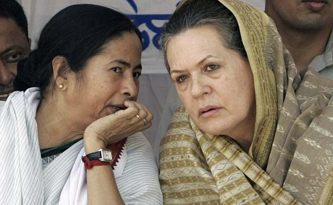 'We'll Remember,' Upset Mamata Banerjee Tells Sonia Gandhi In Parliament