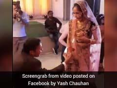 शहीद मेजर की शादी का VIDEO वायरल, डांस करते हुए घुटनों पर बैठकर दिया था गुलाब