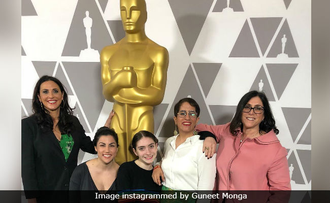 A Documentary About Menstruation Won At The 2019 Oscars