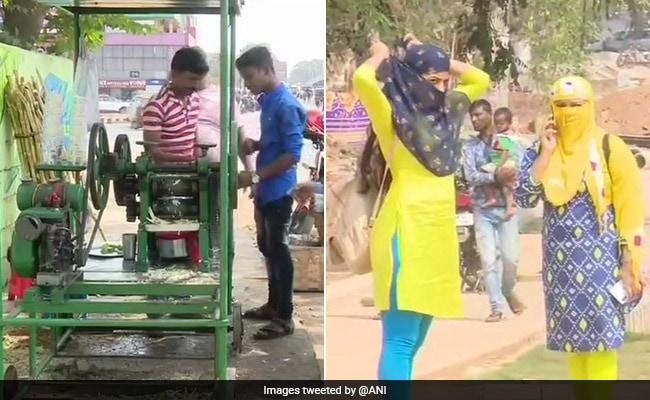 ओडिशा में गर्मी से लोग परेशान, भुवनेश्वर में पारा पहुंचा 39.2 डिग्री सेल्सियस
