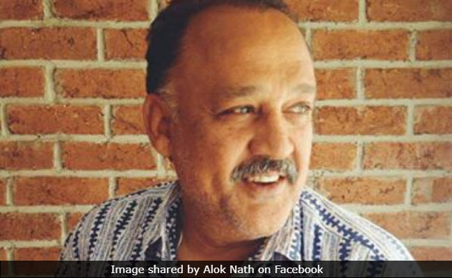 Film Body Issues A Six-Month Non-Cooperation Directive To Alok Nath