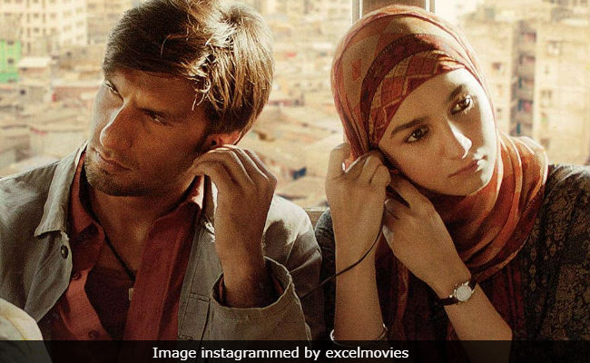 Ranveer Singh And Alia Bhatt's Gully Boy Fan Club Now Includes Katrina Kaif And Masaba