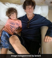 How Shah Rukh Khan Deals With 5-Year-Old Son AbRam's Many Questions