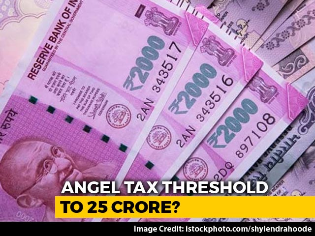 Video : Government Set To Announce Relief On Angel Tax For Start-Ups: Sources