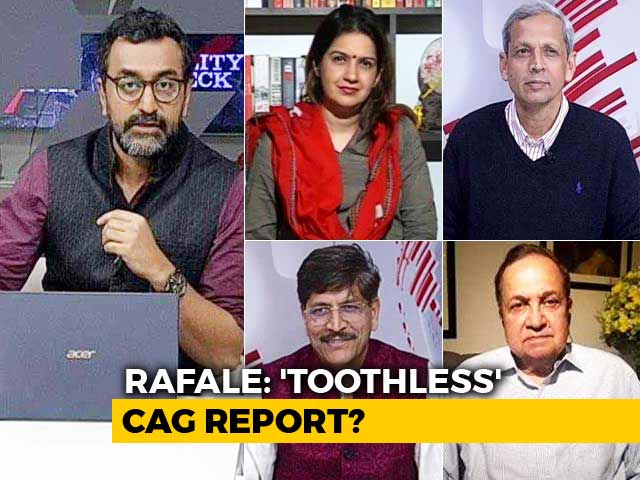 Video : Rafale Deal: New Bombshell?