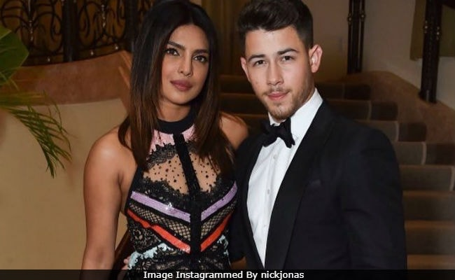 Nick Jonas Jokes About Attending 'Wedding Reception 100047' With Priyanka Chopra