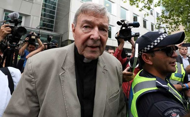 Jailed Australian Cardinal Appeals Against Child Sex Abuse Convictions