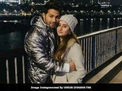This Pic Of Varun Dhawan Hugging Girlfriend Natasha Dalal Is Going Viral