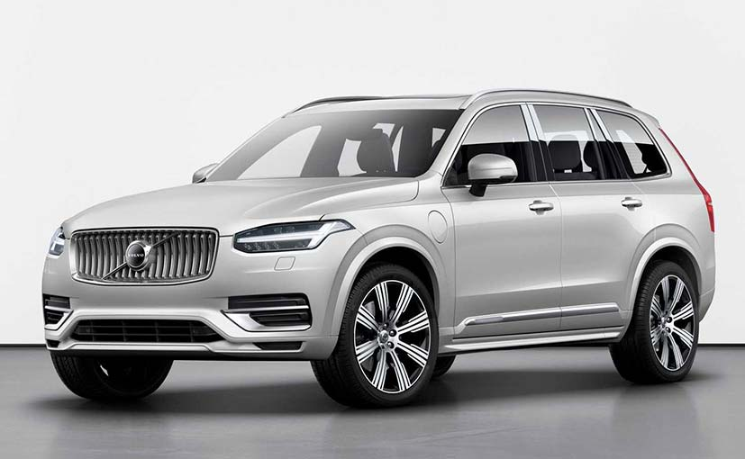 2020 Volvo XC90 Facelift Unveiled With Styling Upgrades And KERS