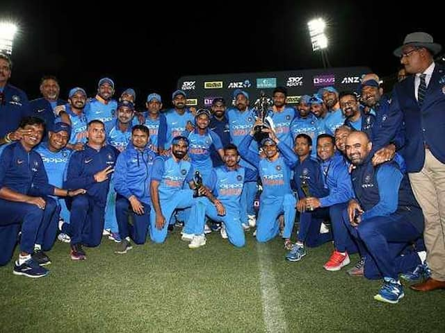 IND vs NZ 5th ODI: since Kapil Dev team in 1983 World cup, this special thing is done by Rohit Sharma team