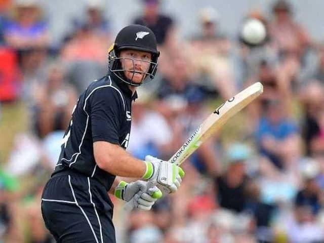 Martin Guptill May Return For ODI Series Against Bangladesh