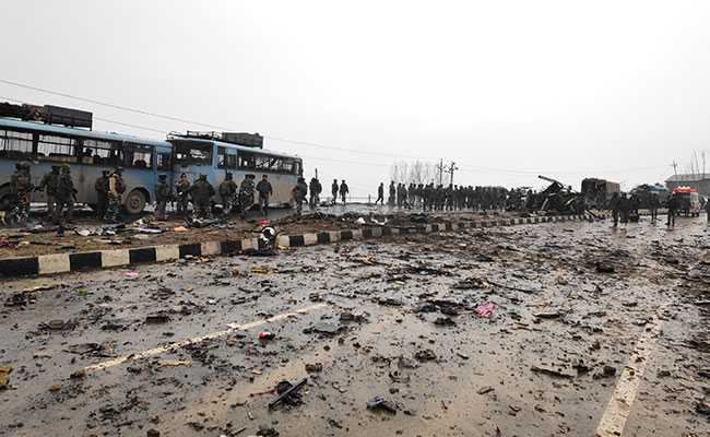 National Human Rights Commission Condemns Pulwama Terror Attack